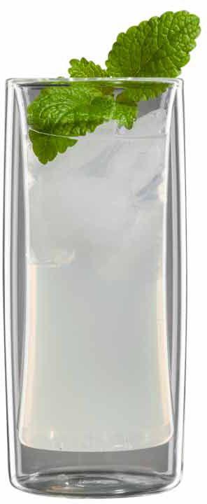 BLOOMIX bloomix Set: Limonadenglas, »Kavex« (6tlg.)