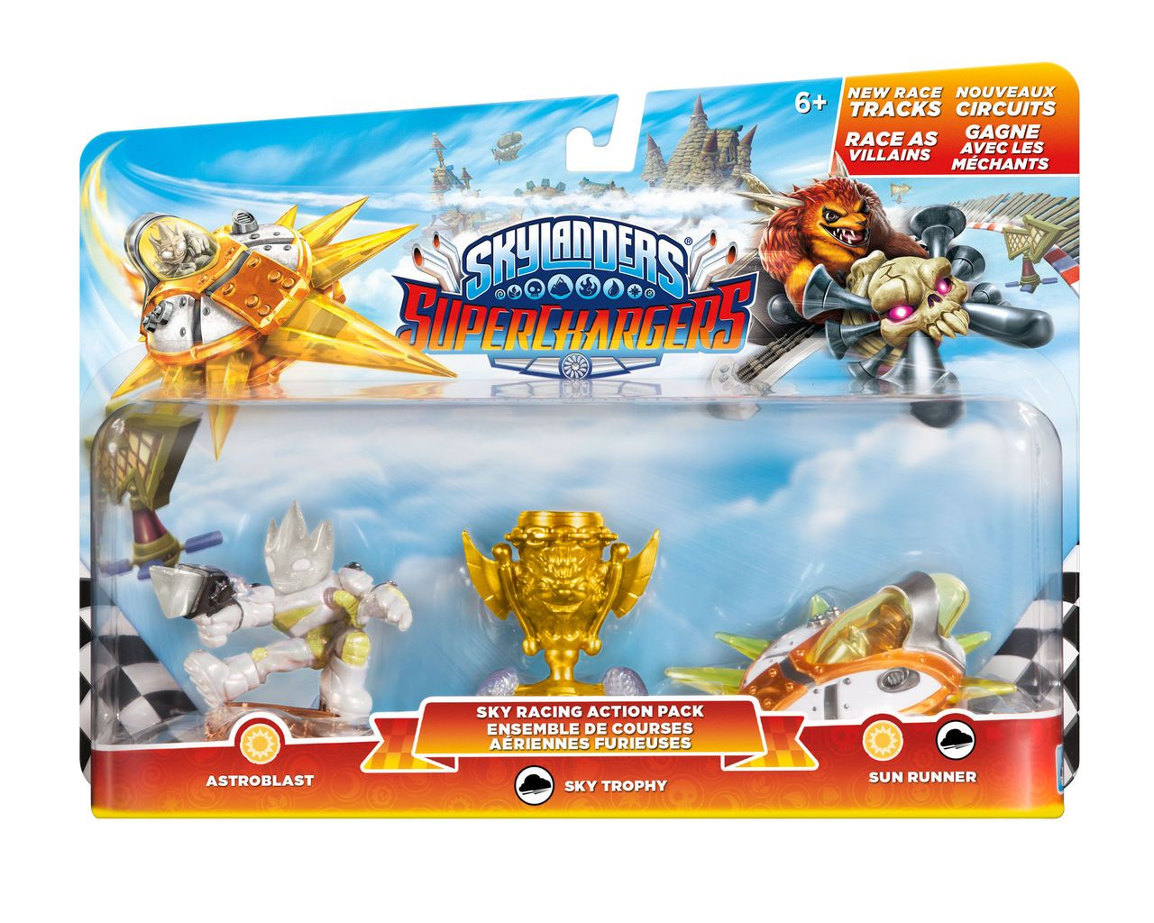ACTIVISION Activision Fanartikel »Skylanders Superchargers Racing Pack W3«
