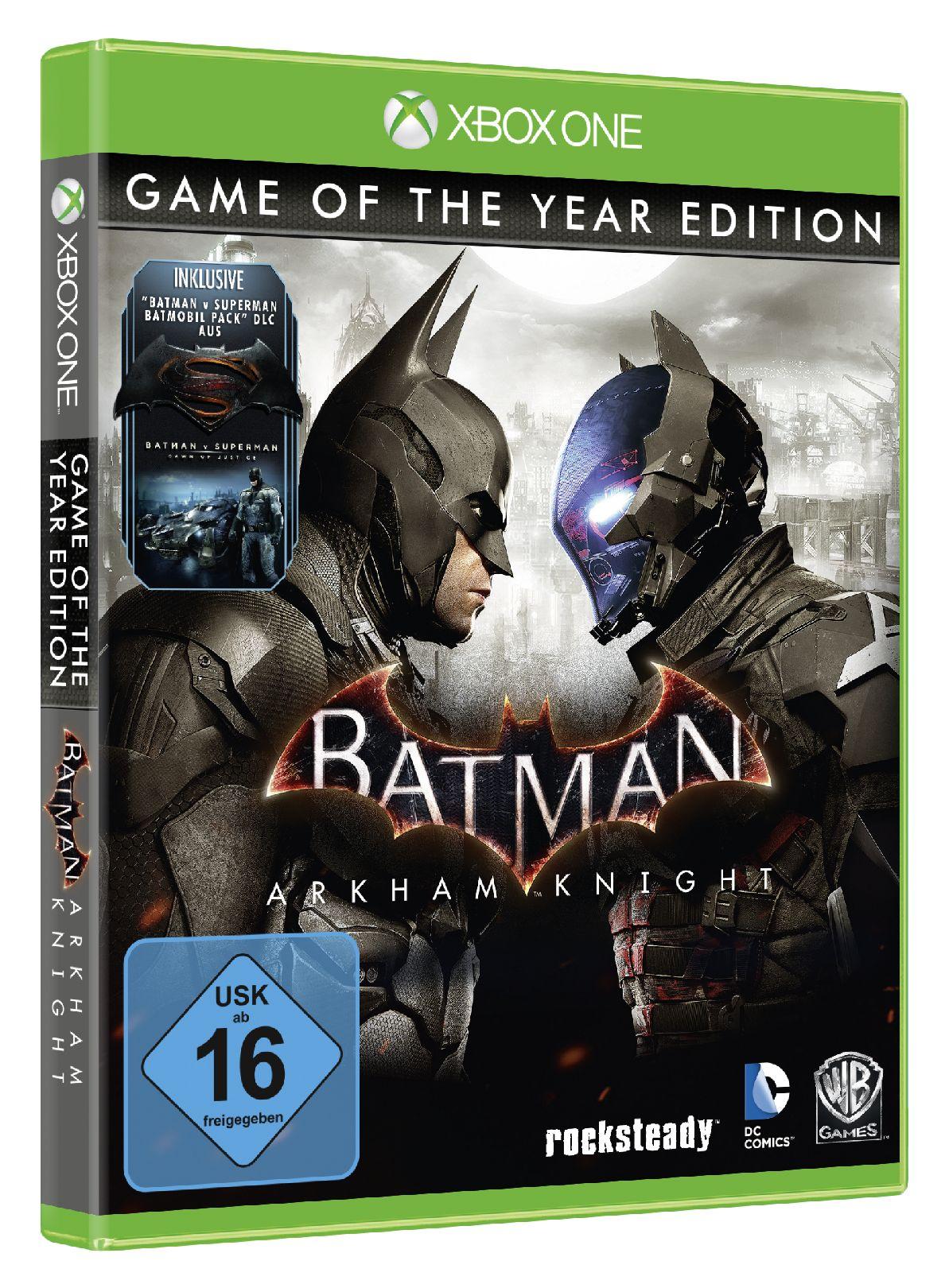 WARNER GAMES Batman: Arkham Knight GOTY (Xbox One)