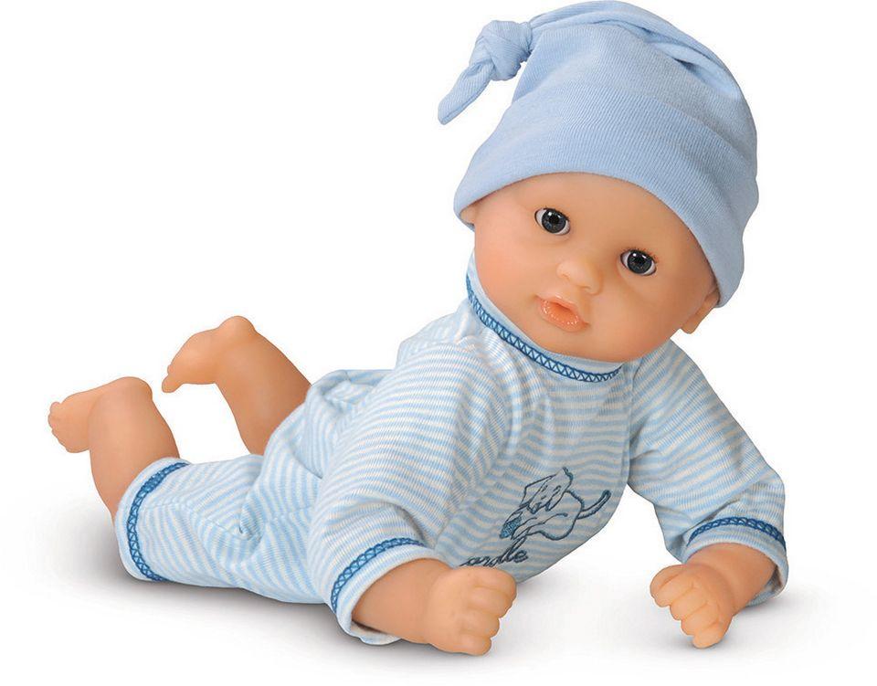 COROLLE Corolle Babypuppe mit Zipfelmütze, »Calin Blau 30cm«