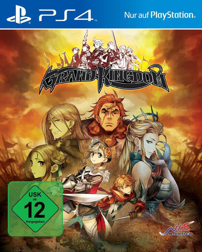 NIS  Playstation 4 - Spiel »Grand Kingdom Launch Edition«