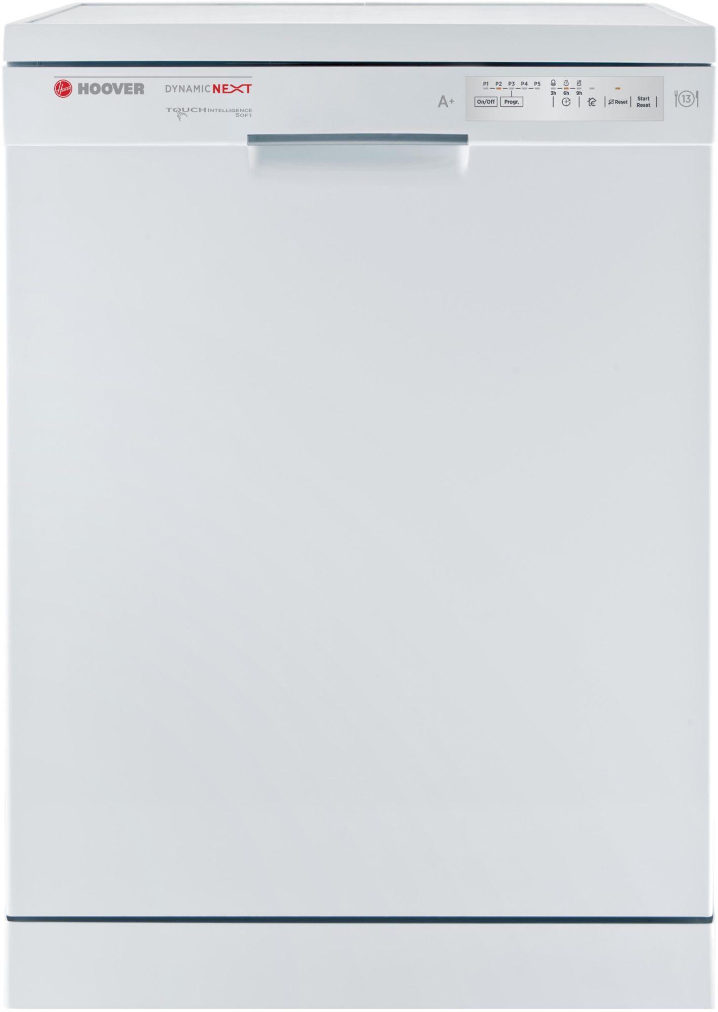 HOOVER Hoover Geschirrspüler HDP 1L39W, A+, 12 Liter, 13 Maßgedecke