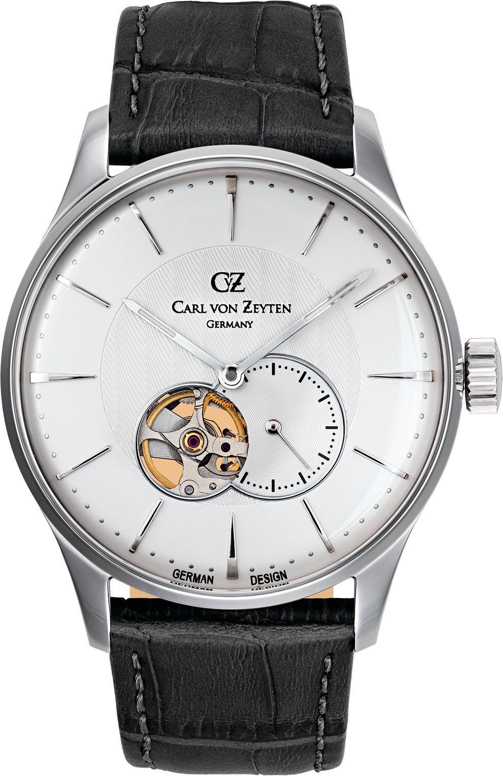 CARL VON ZEYTEN Carl von Zeyten Automatikuhr »Brigach CVZ0022SL«