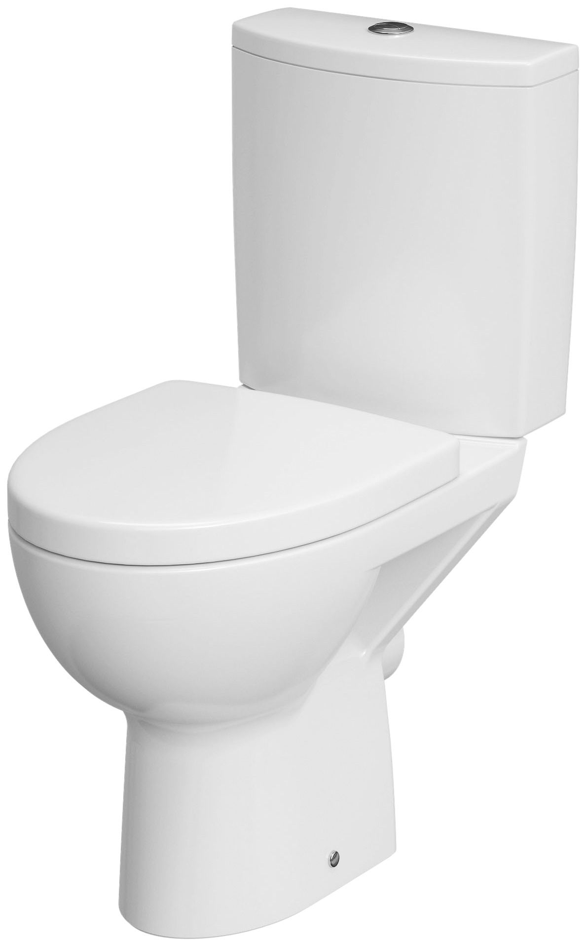 CORNAT Cornat Komplett-Set: Stand WC »Montego spülrandlos«