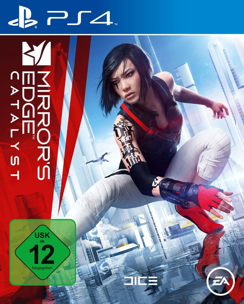ELECTRONIC ARTS Electronic Arts Playstation 4 - Spiel »Mirror's Edge Catalyst«