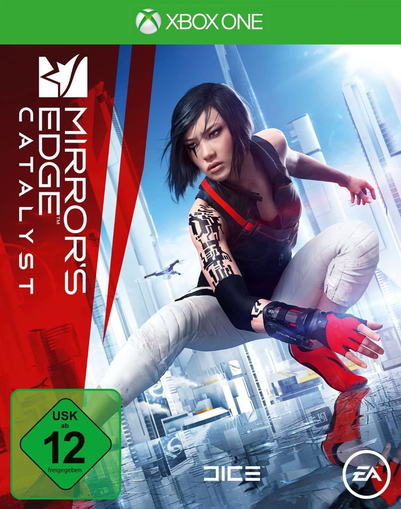 ELECTRONIC ARTS Electronic Arts XBOX One - Spiel »Mirror's Edge Catalyst«