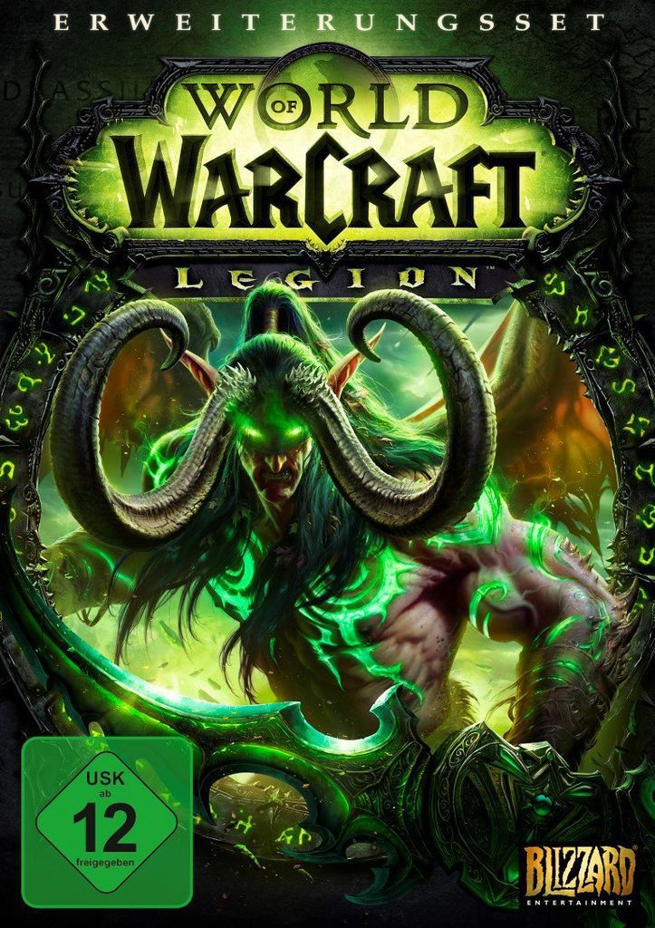 BLIZZARD Blizzard PC - Spiel »World of Warcraft: Legion«