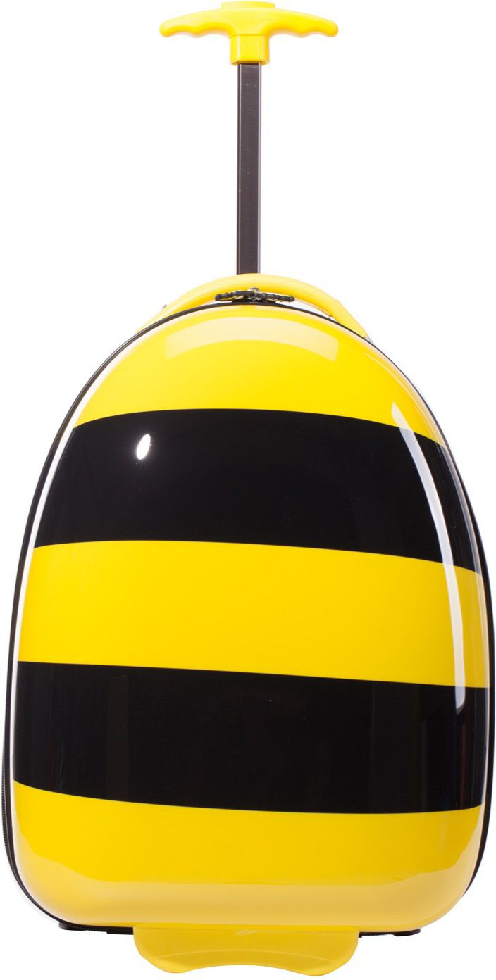 HAUPTSTADTKOFFER  Kindertrolley mit 2 Rollen, »Trolley Biene«