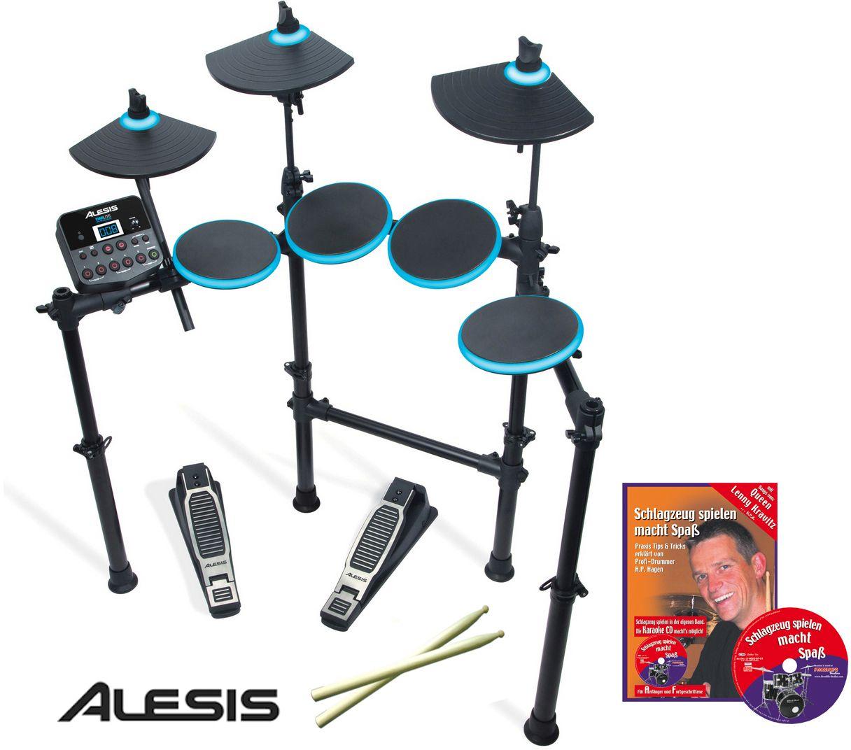 Alesis Elektronisches Schlagzeug, »E-Drum Set DM Lite Alesis«