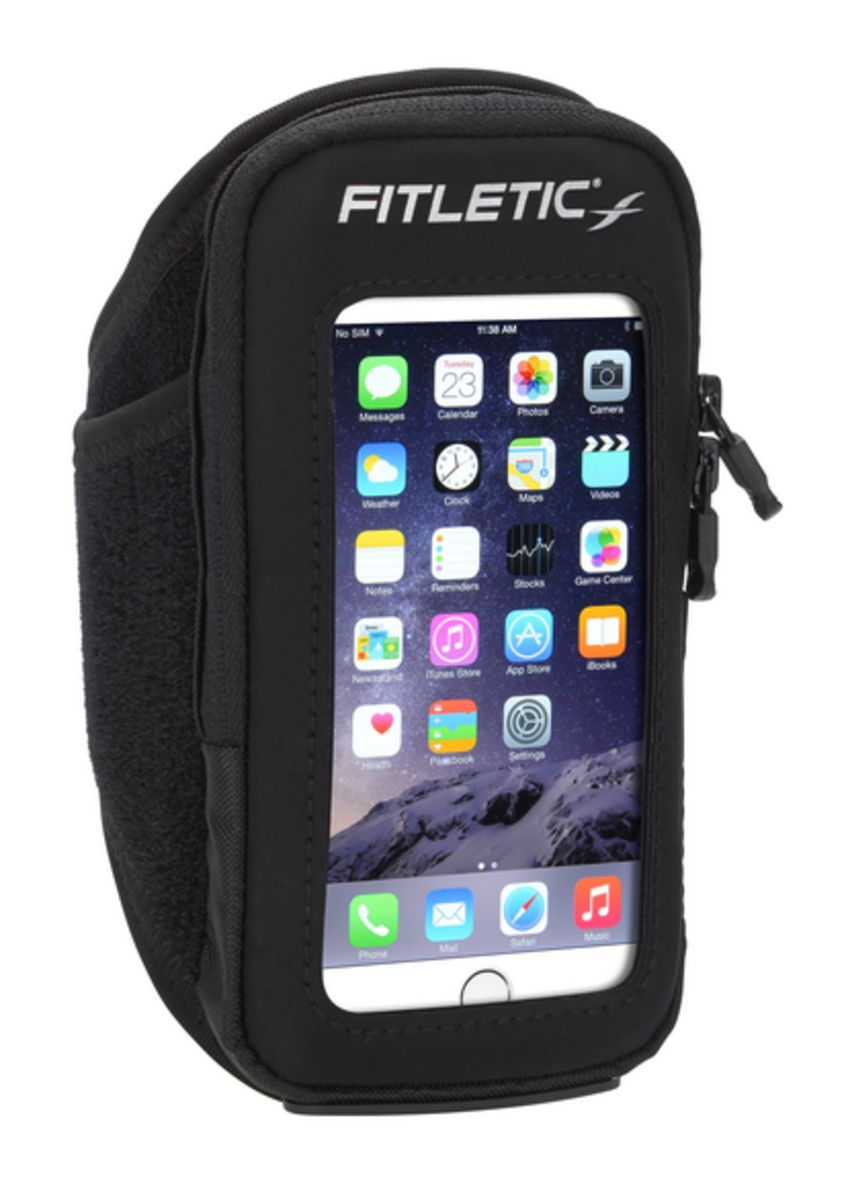 FITLETIC Fitletic Sportarmband »Smartphone Armtasche PREMIUM - Größe L/XL«