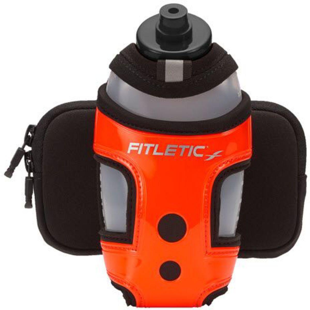 FITLETIC Fitletic Trinksystem »Hand-Trinksystem mit Flasche & Handyhalter«