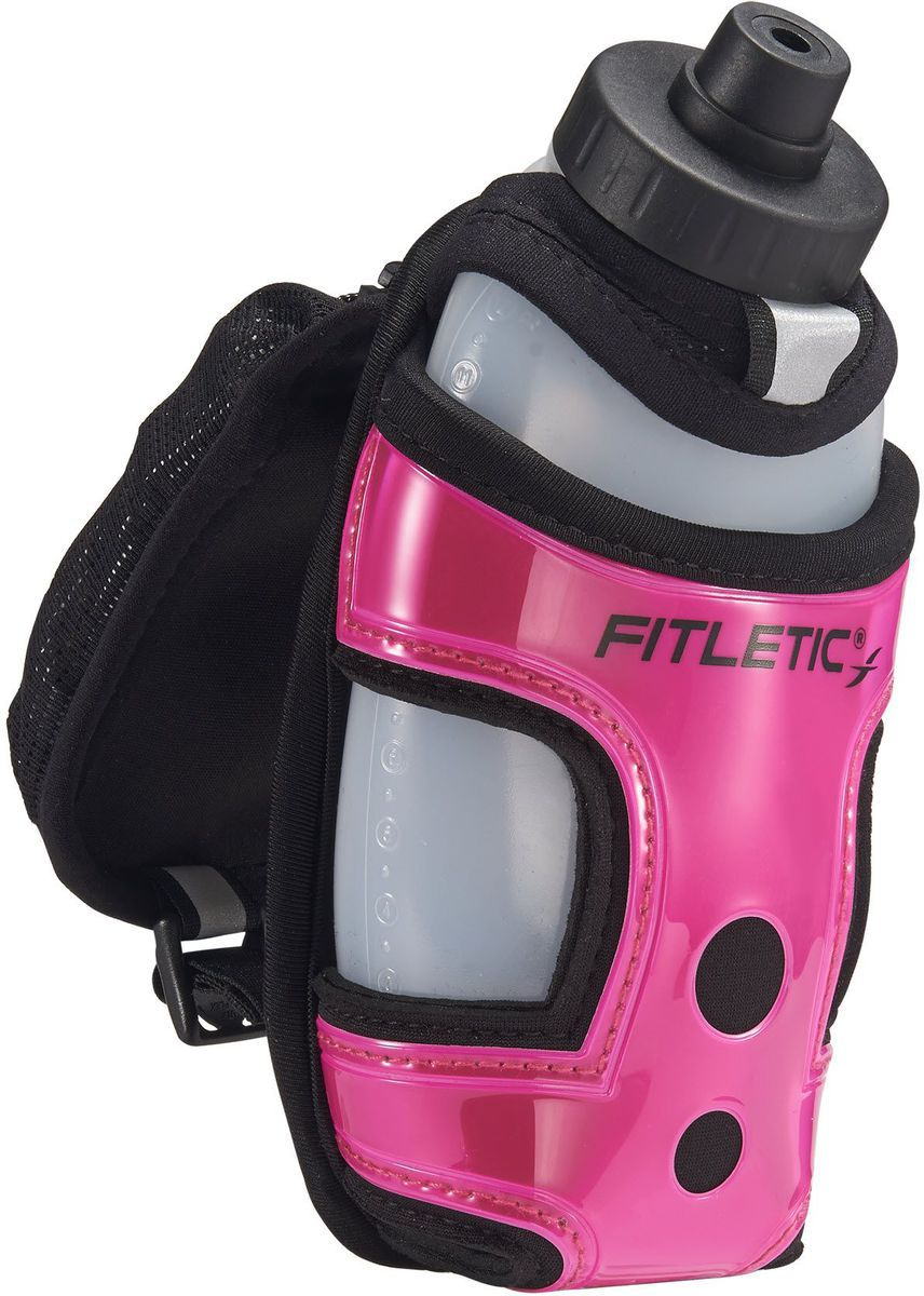 FITLETIC Fitletic Trinksystem »Ein-Hand Trinksystem incl. 350ml Flasche«
