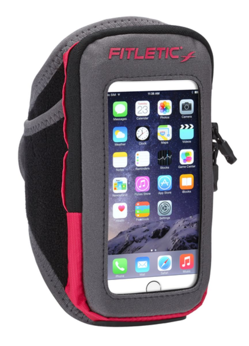 FITLETIC Fitletic Sportarmband »Smartphone Armtasche PREMIUM - Größe S/M«