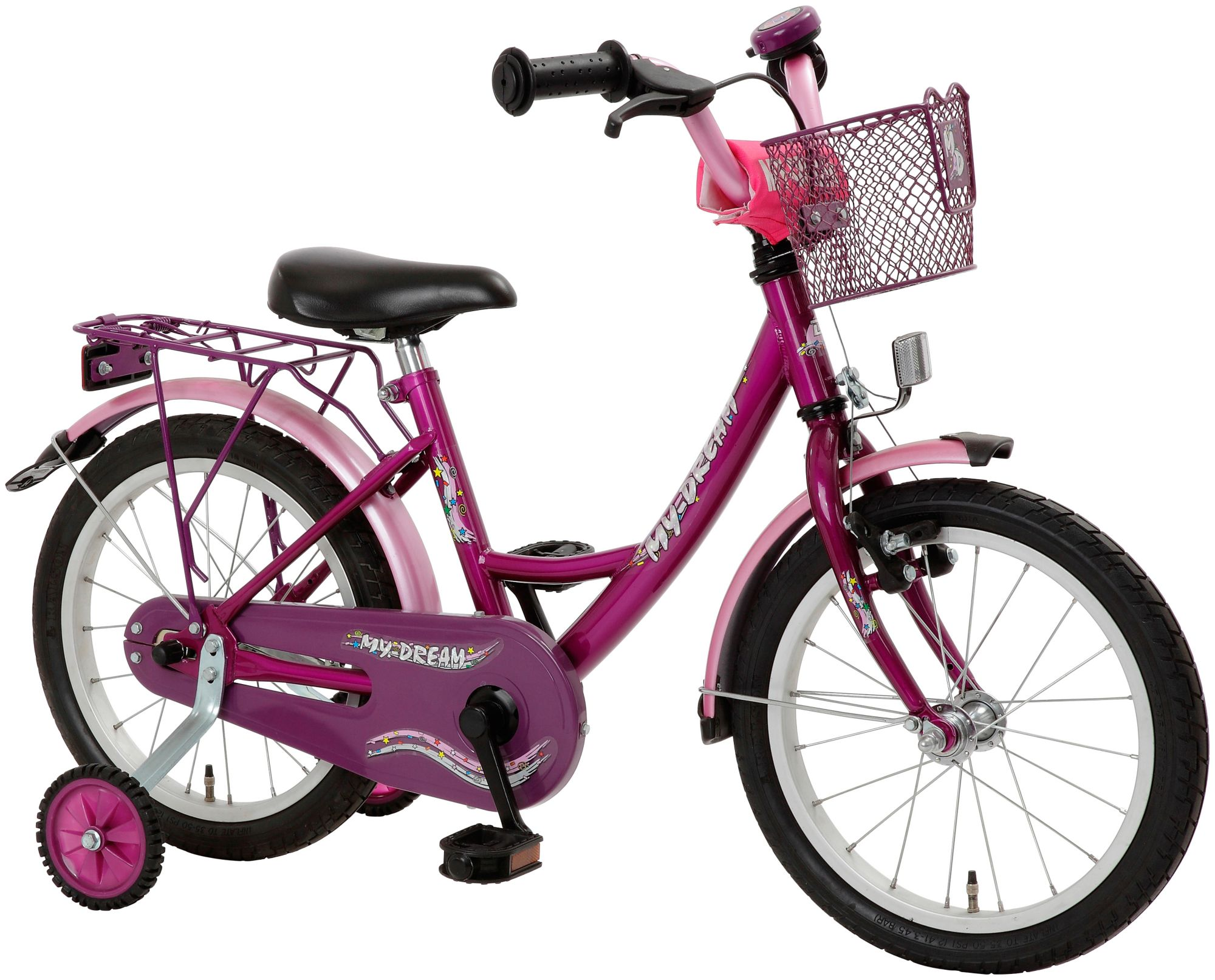 CYCLES4KIDS Cycles4Kids Kinderfahrrad »My Dream, 45,72 cm (18 Zoll)«