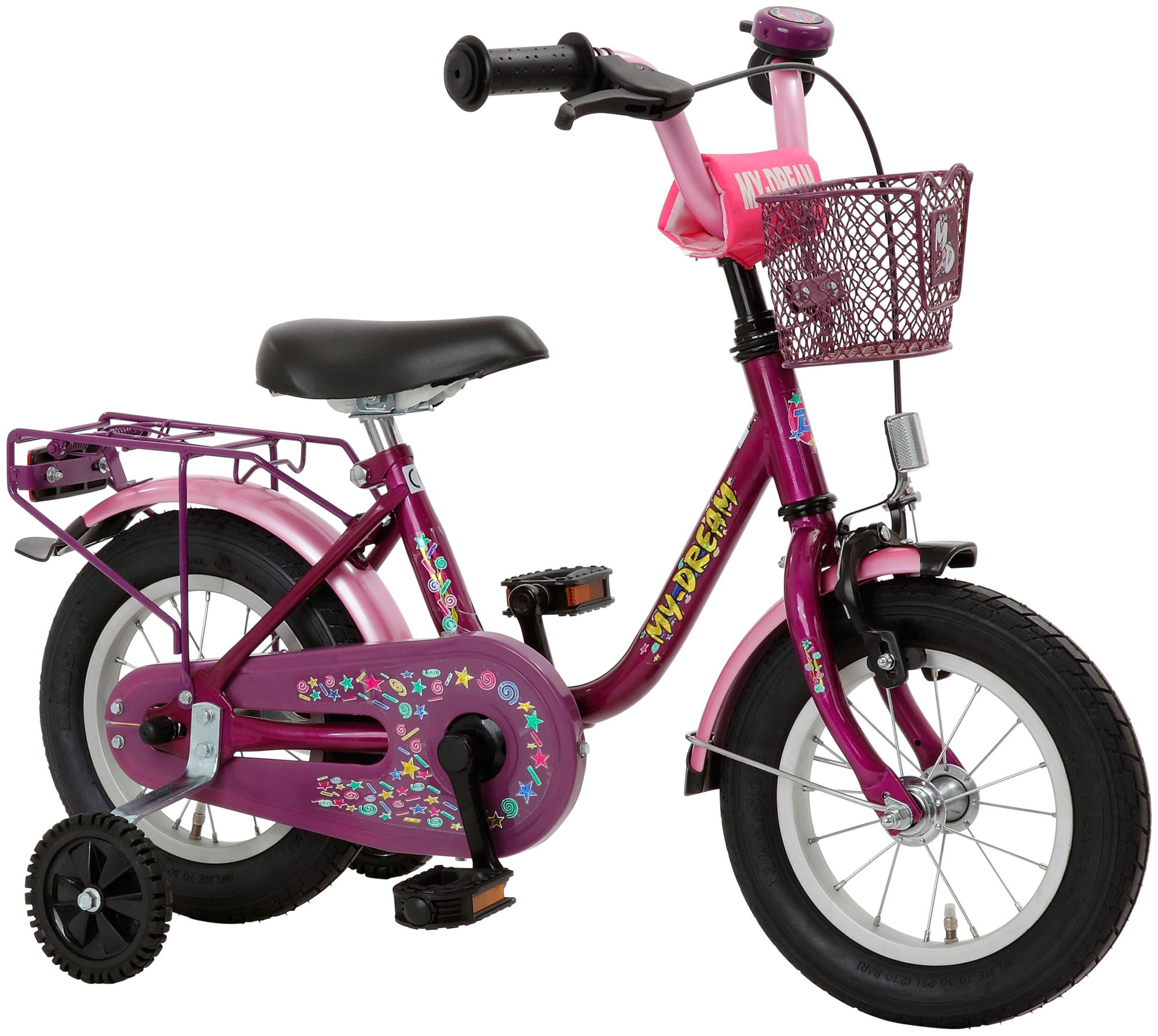 CYCLES4KIDS Cycles4Kids Kinderfahrrad »My Dream, 31,75 cm (12,5 Zoll)«