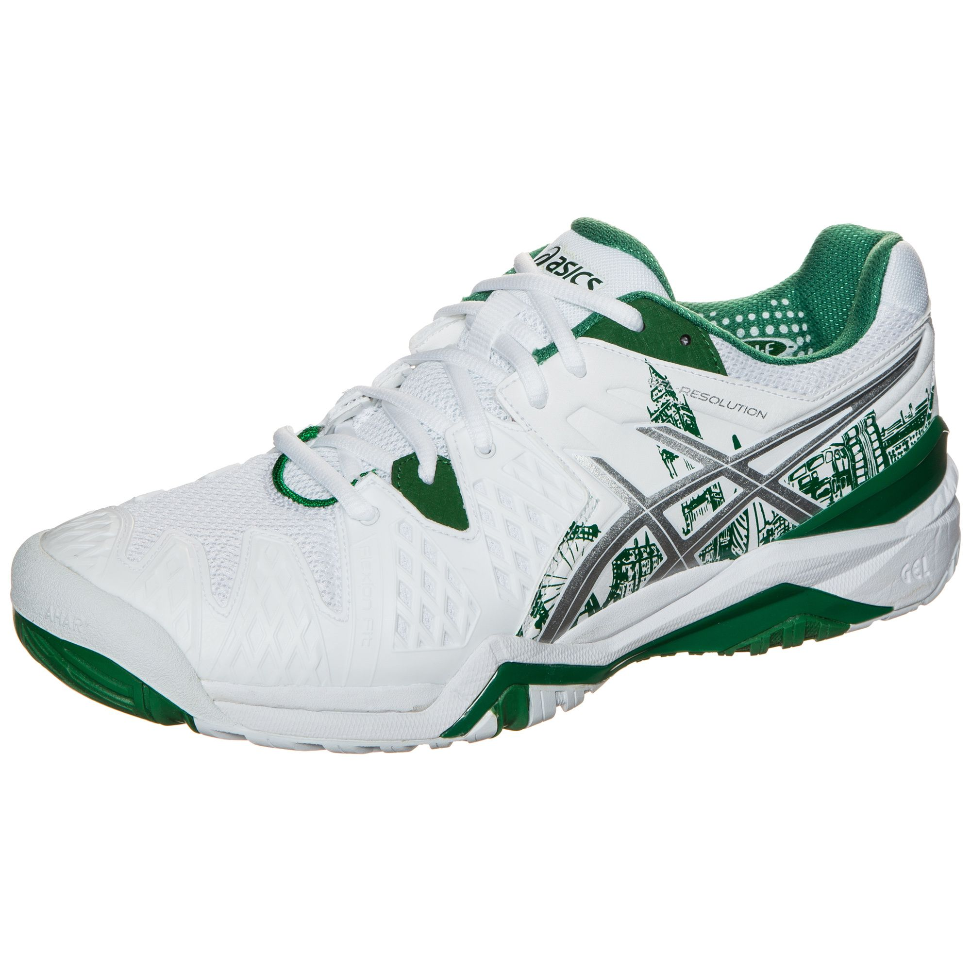 ASICS  Gel-Resolution 6 London Tennisschuh Herren