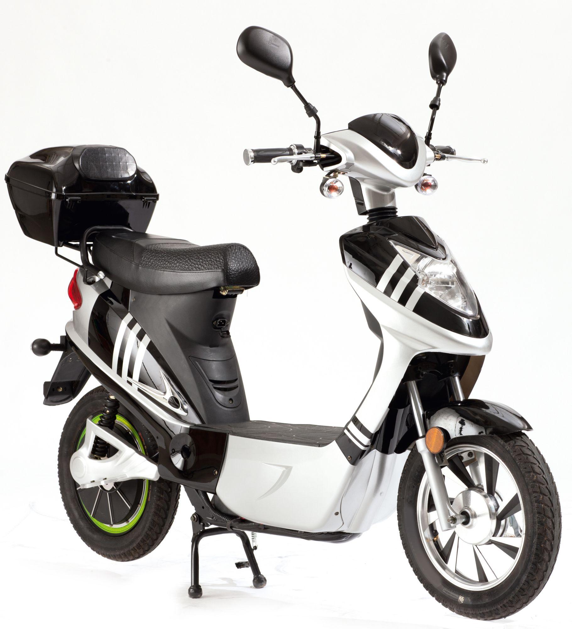DIDI THURAU EDITION Didi Thurau Edition Elektro-Roller, 40 km/h, »City-Star«