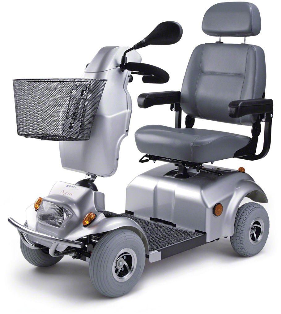 DIETZ REHA PRODUKTE Dietz Reha Produkte Elektromobil, 10 km/h, »Agin«