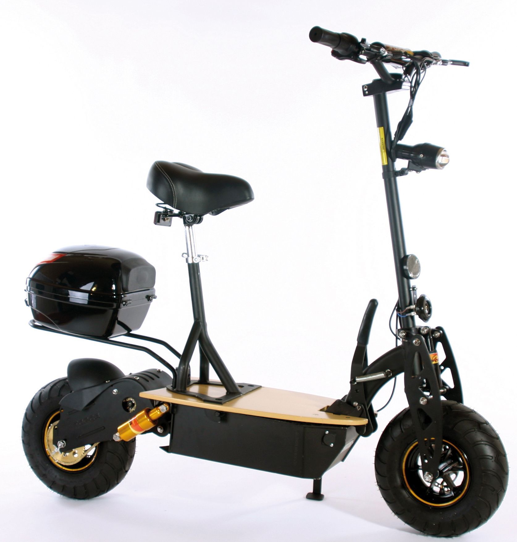 DIDI THURAU EDITION Didi Thurau Edition Elektro-Roller Eco-City-Liner, 45 km/h, »Speed Safety Plus«