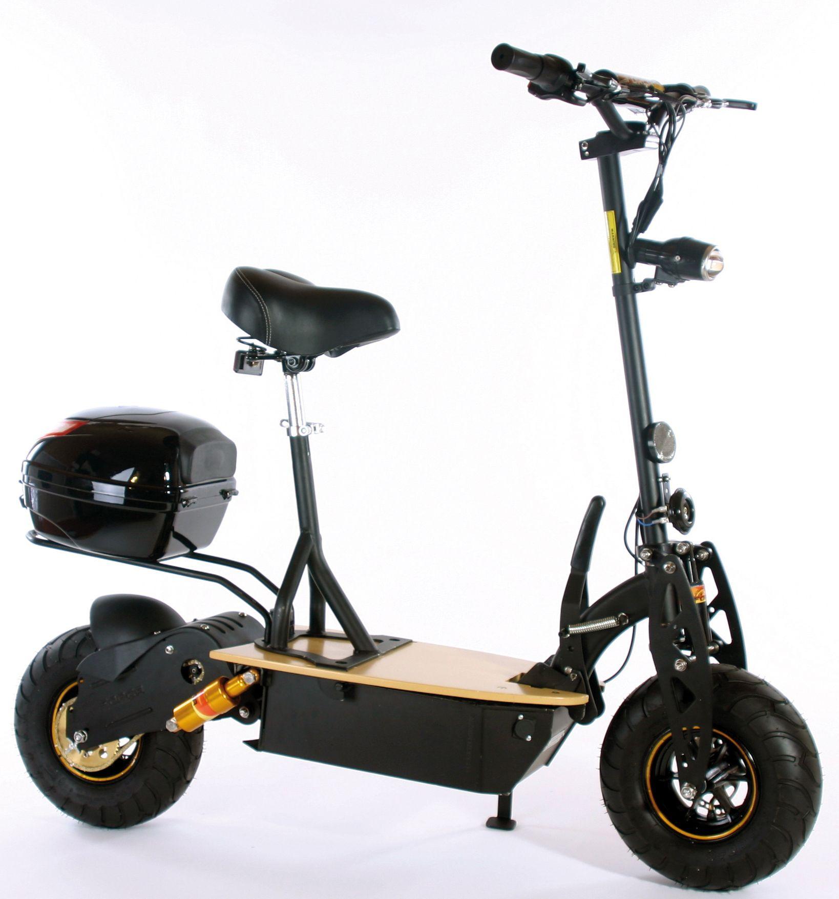 DIDI THURAU EDITION Didi Thurau Edition Elektro-Roller Eco-City-Liner, 45 km/h, »Speed Safety«