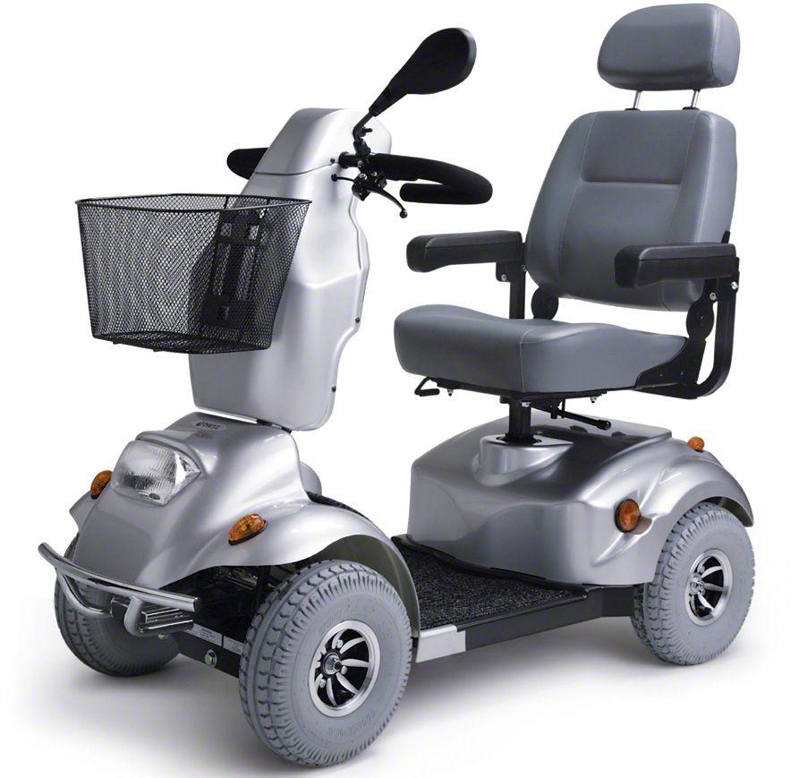 DIETZ REHA PRODUKTE Dietz Reha Produkte Elektromobil, 15 km/h, »Alvaro«