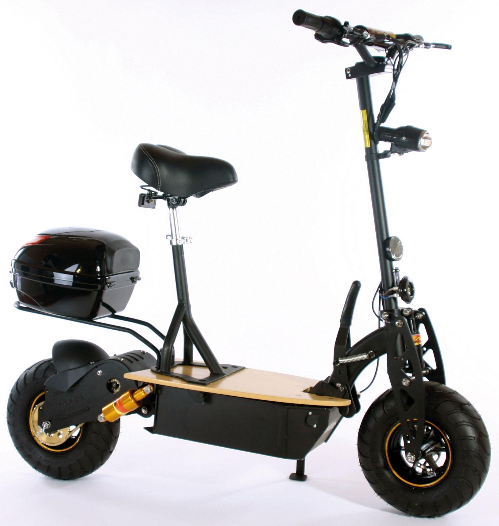 DIDI THURAU EDITION Didi Thurau Edition Elektro-Roller Eco-City-Liner, 45 km/h, »Speed Basic«