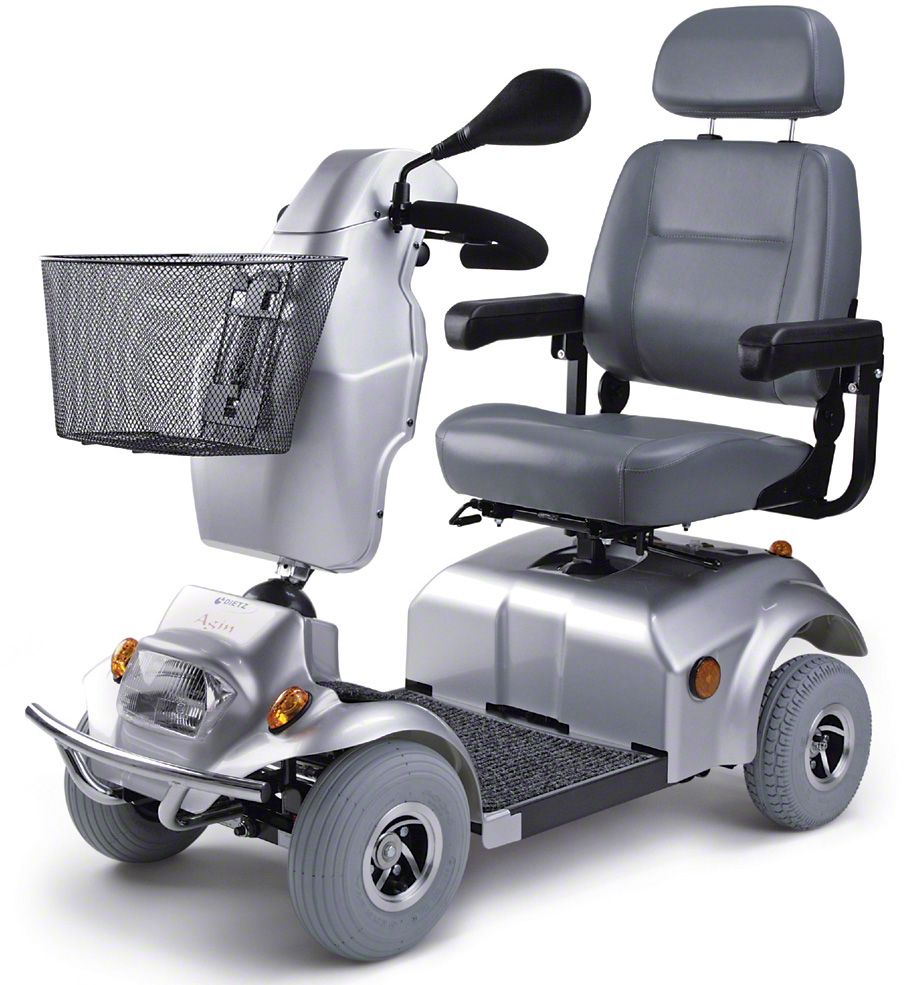 DIETZ REHA PRODUKTE Dietz Reha Produkte Elektro-Scooter, 6km/h, »Agin«