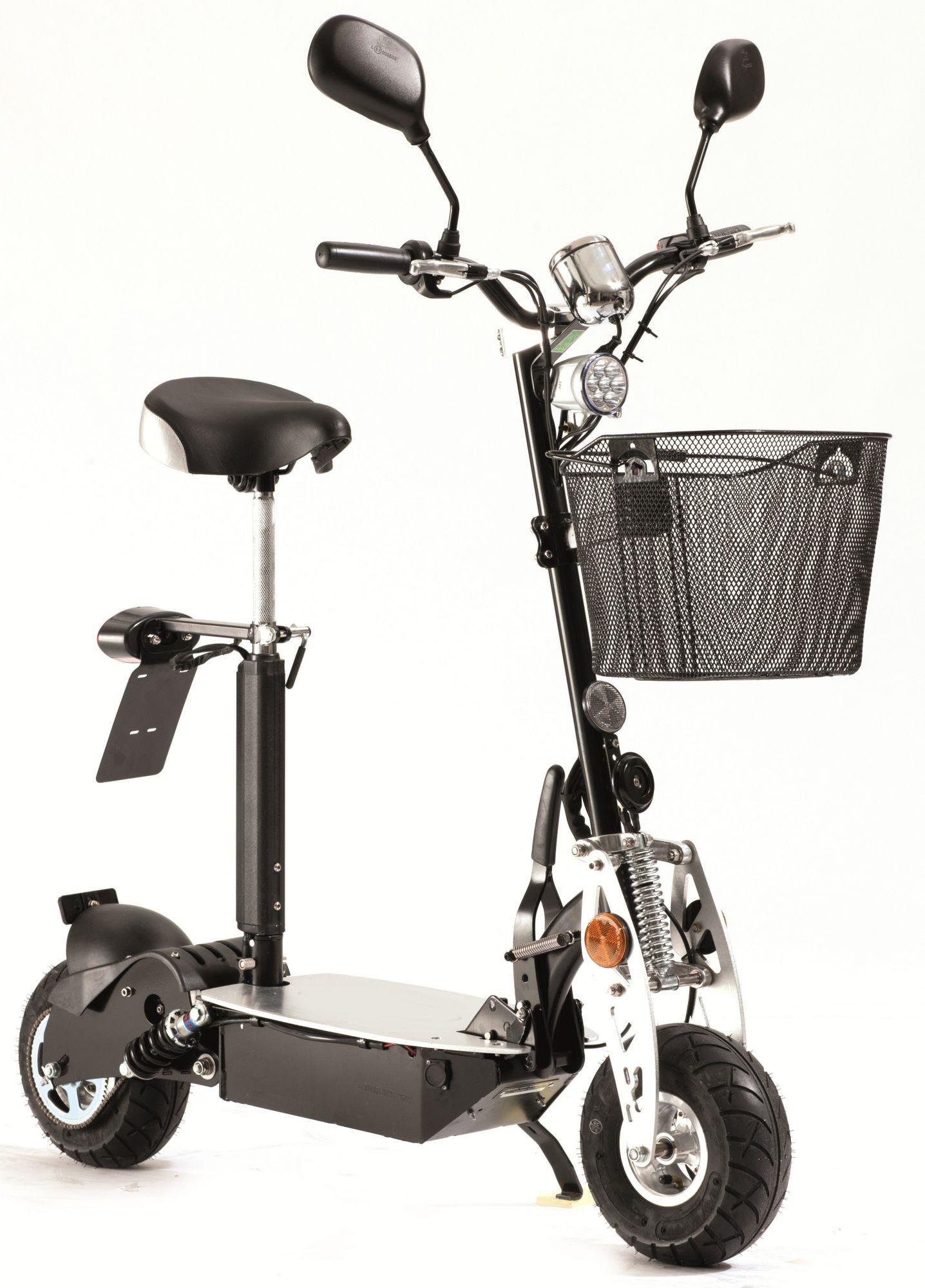 DIDI THURAU EDITION Didi Thurau Edition Elektro City Roller, 20 km/h, »Basic«
