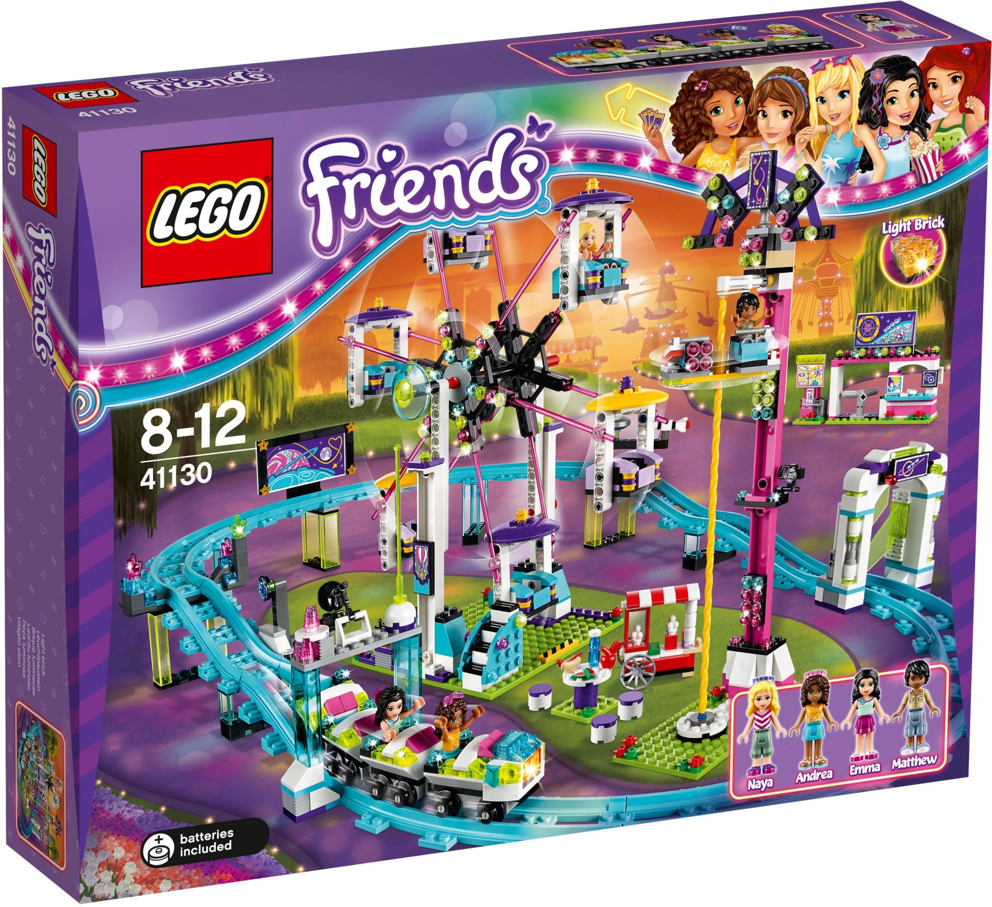 LEGO® 41130 Friends Großer Freizeitpark, Konstruktionsspielzeug