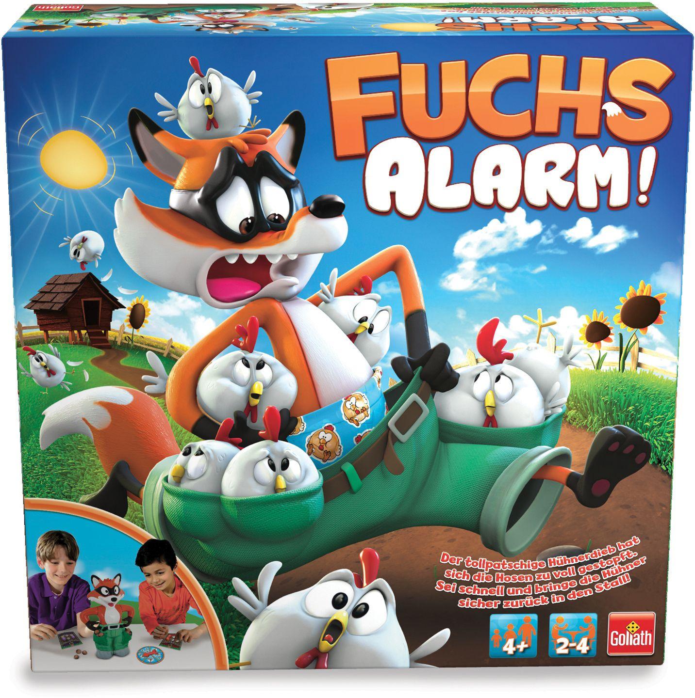 GOLIATH Goliath Actionspiel, »Fuchs Alarm!«