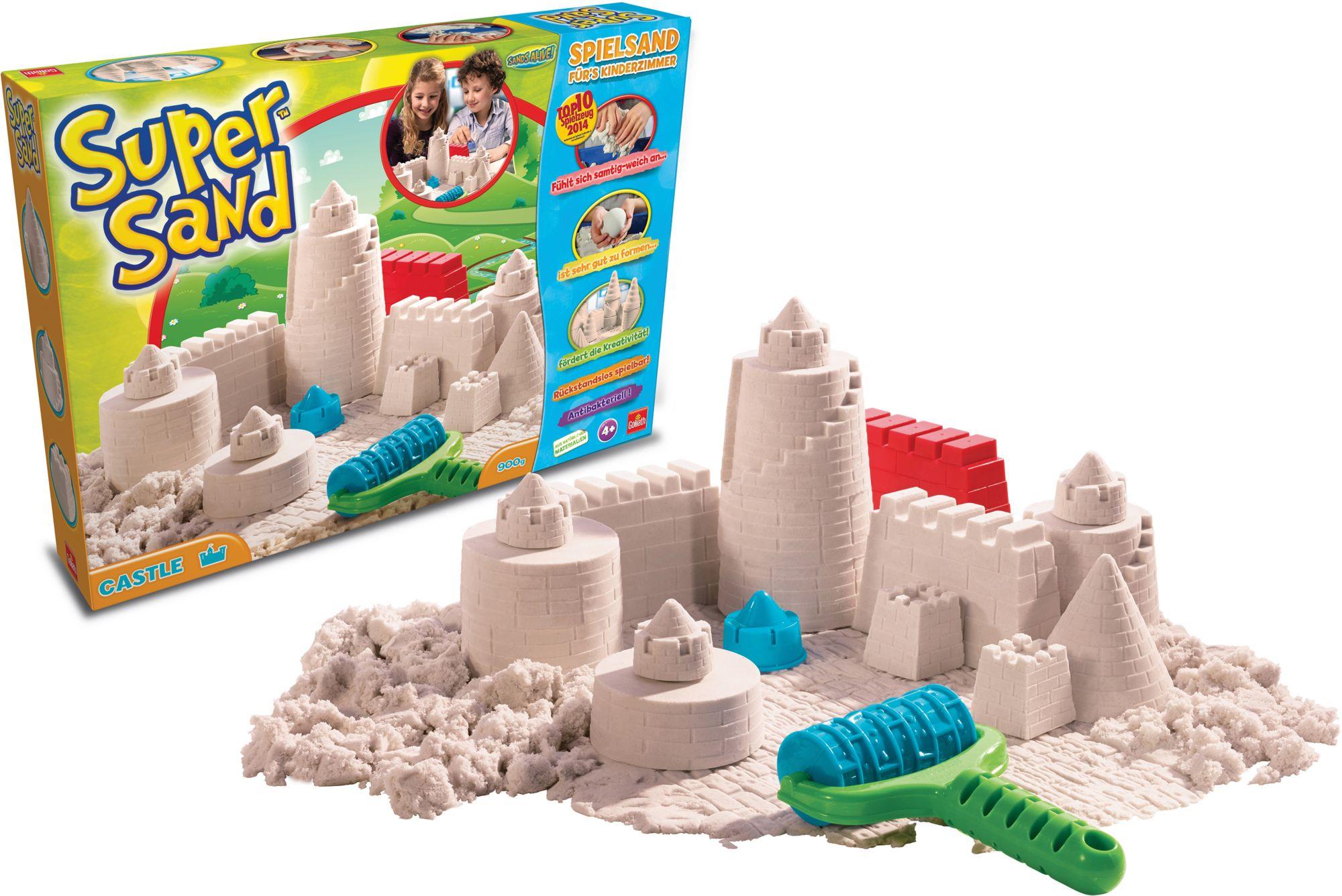 GOLIATH Goliath Sandspiel, »Super Sand Castle«