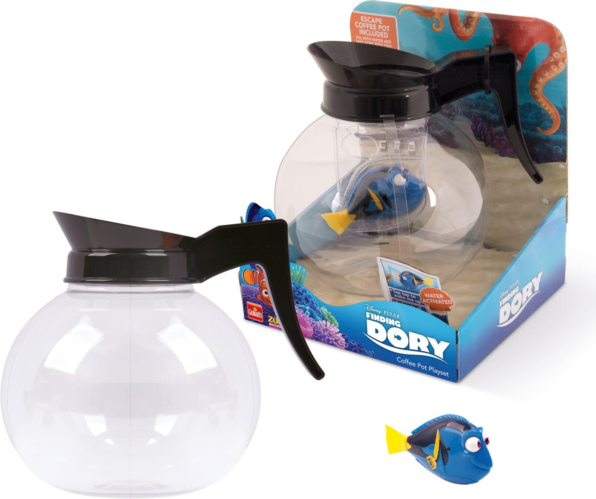 GOLIATH Goliath Wasserspielzeug, »Disney Pixar Finding Dory - Coffee Pot Playset«