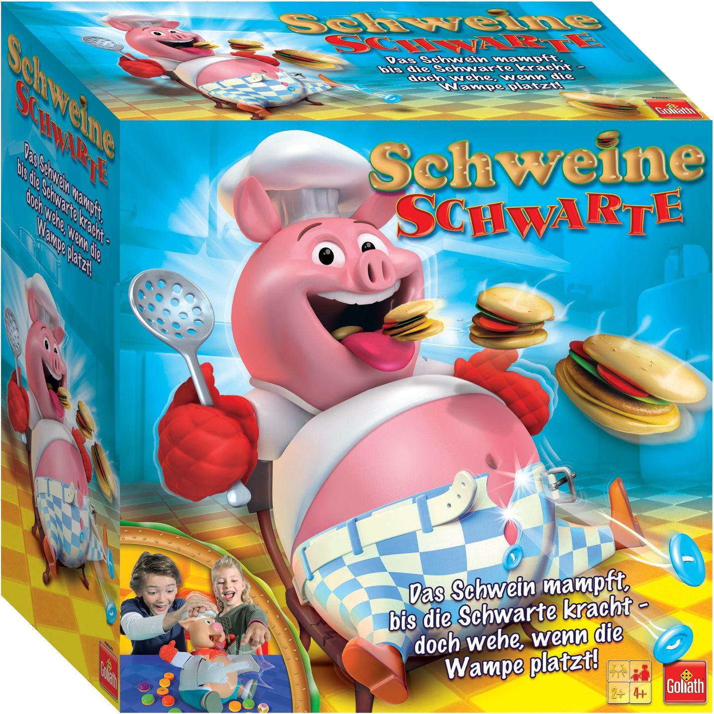 GOLIATH Goliath Actionspiel, »Schweine Schwarte«