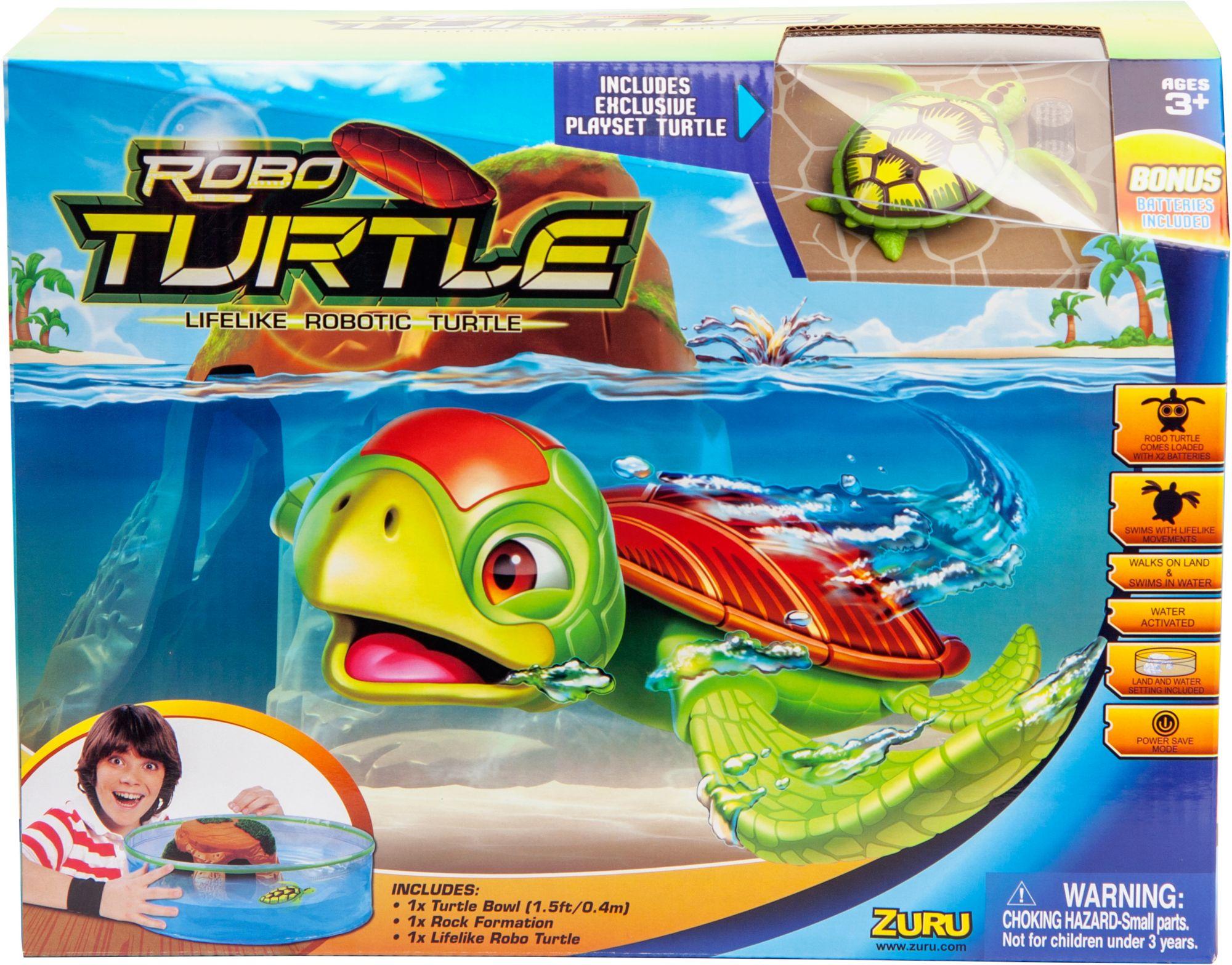 GOLIATH Goliath Wasserspielzeug, »RoboTurtle Playset«