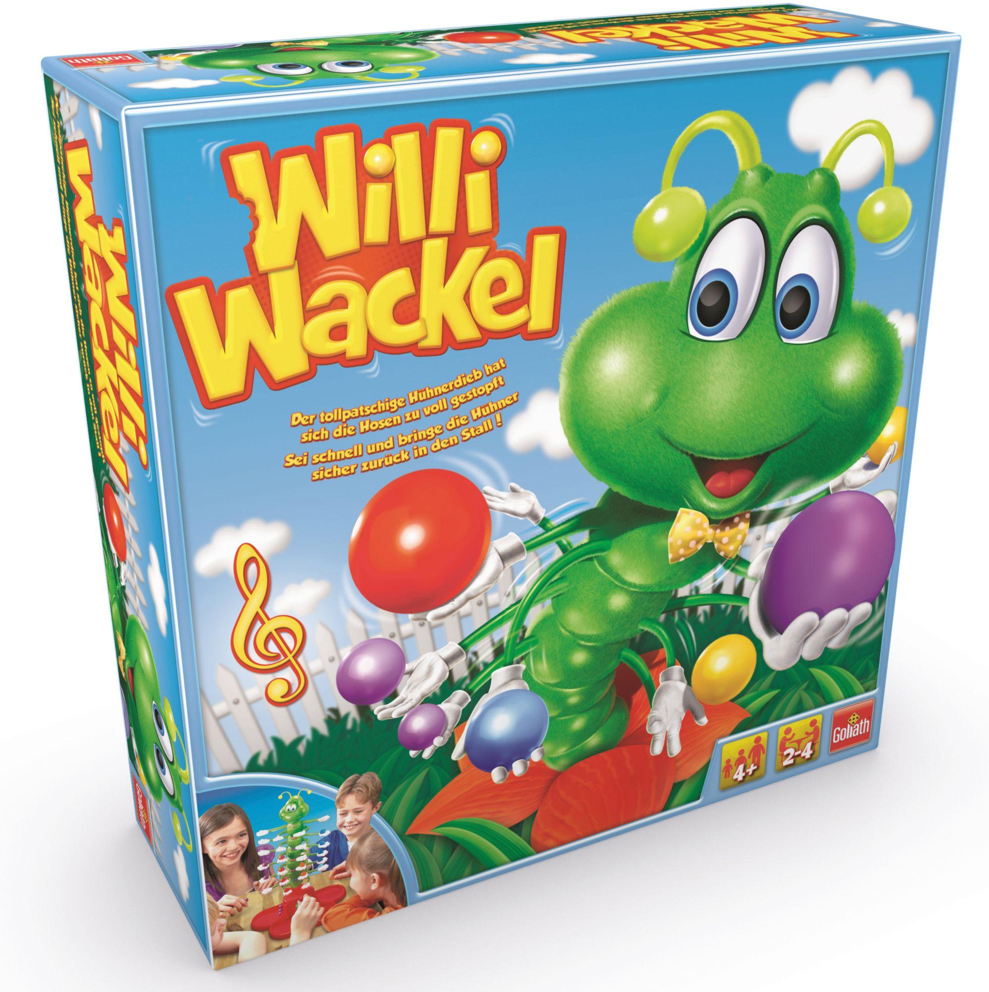 GOLIATH Goliath Kinderspiel, »Willi Wackel«