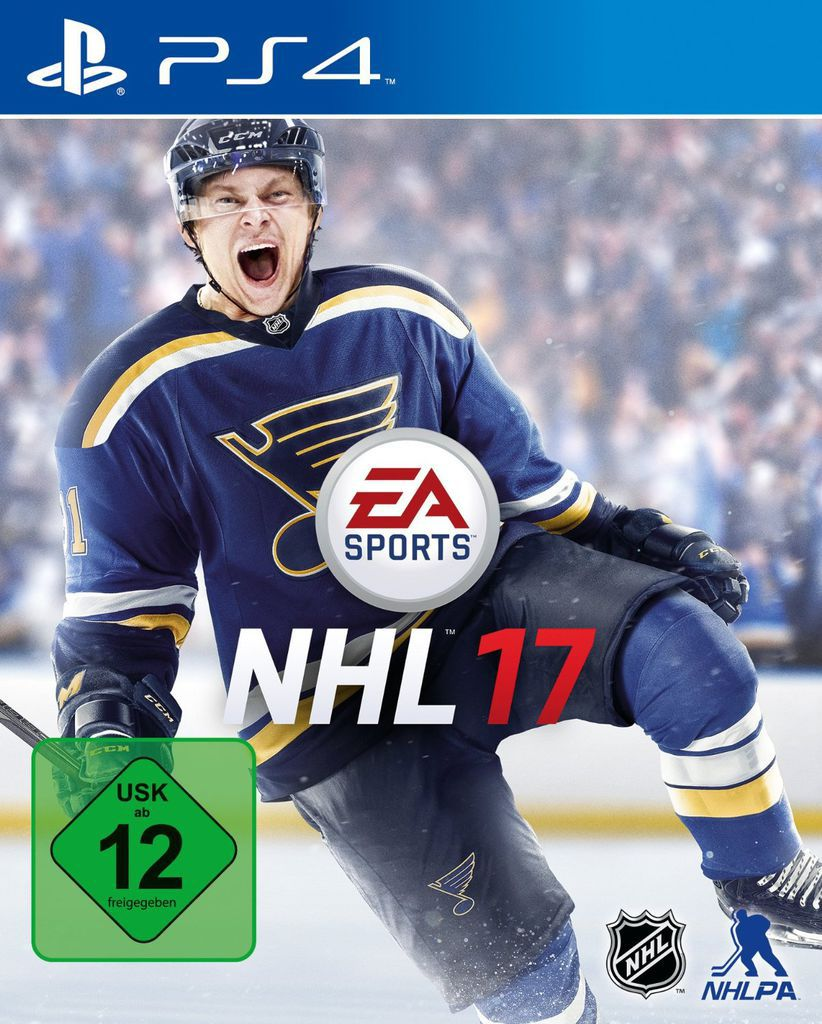 ELECTRONIC ARTS Electronic Arts Playstation 4 - Spiel »NHL 17«