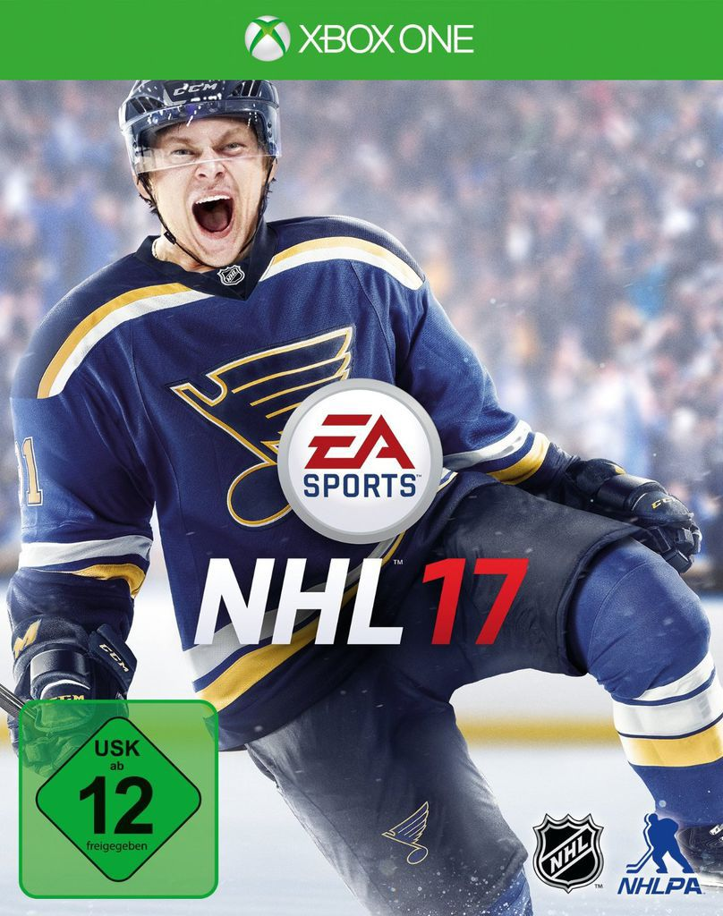 ELECTRONIC ARTS Electronic Arts XBOX One - Spiel »NHL 17«