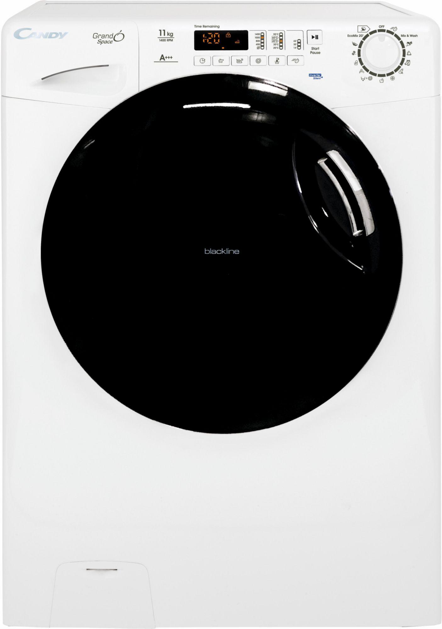 CANDY Candy Waschmaschine GSV 1411DH3N, A+++, 11 kg, 1400 U/Min