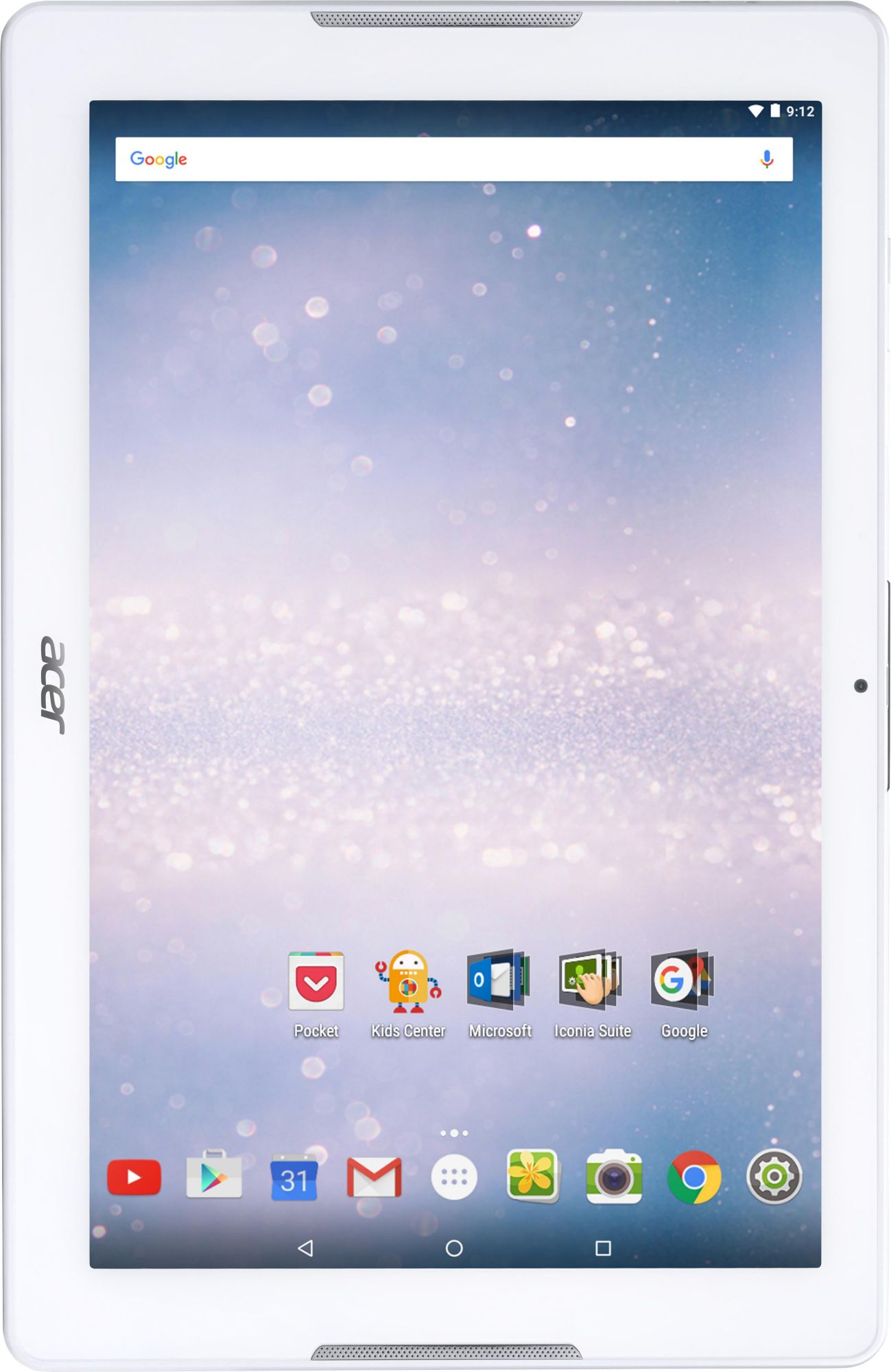 ACER Acer Iconia One 10 B3-A30 16GB Android weiß