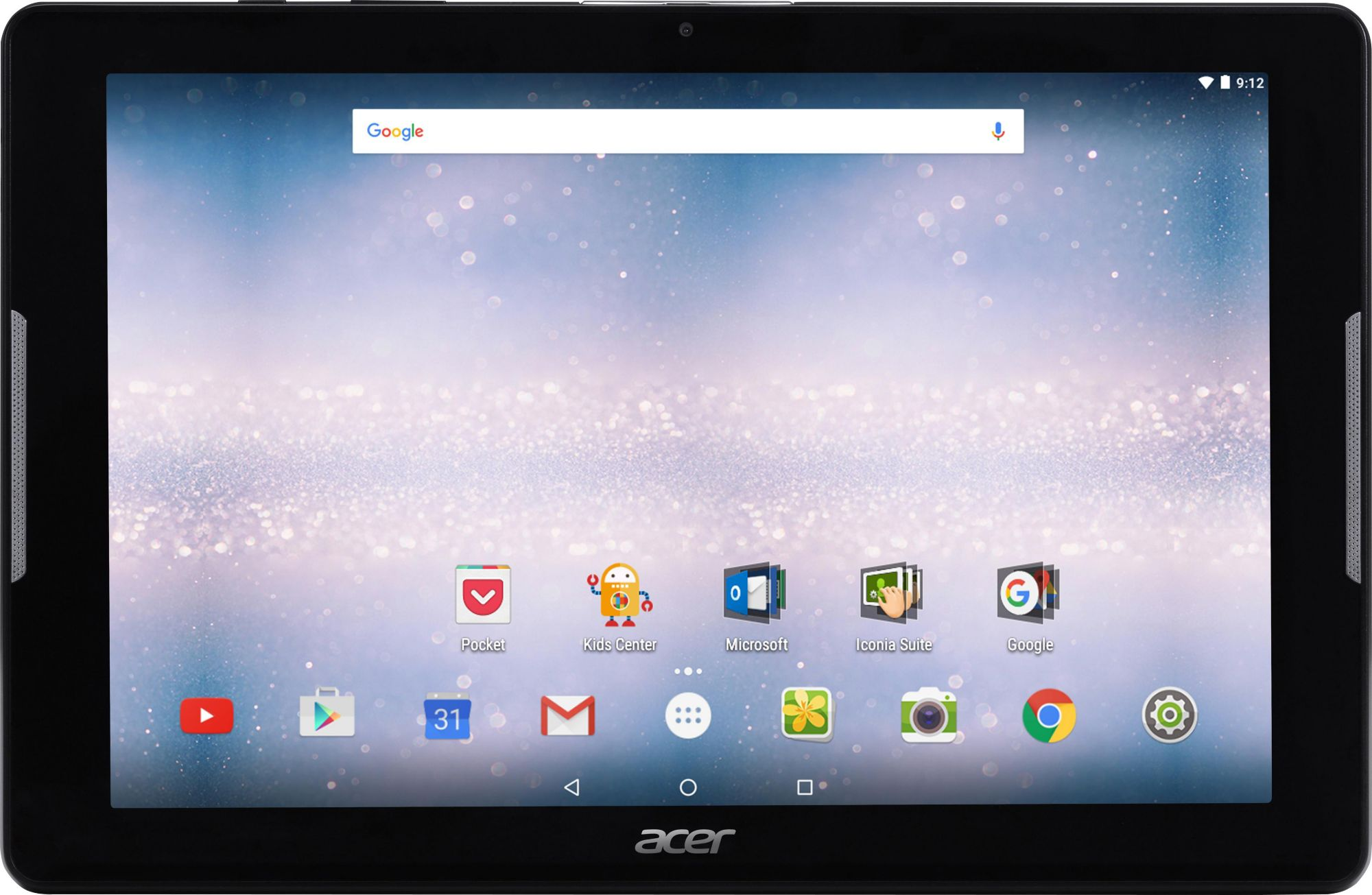 ACER Acer Iconia One 10 B3-A30 16GB Android schwarz