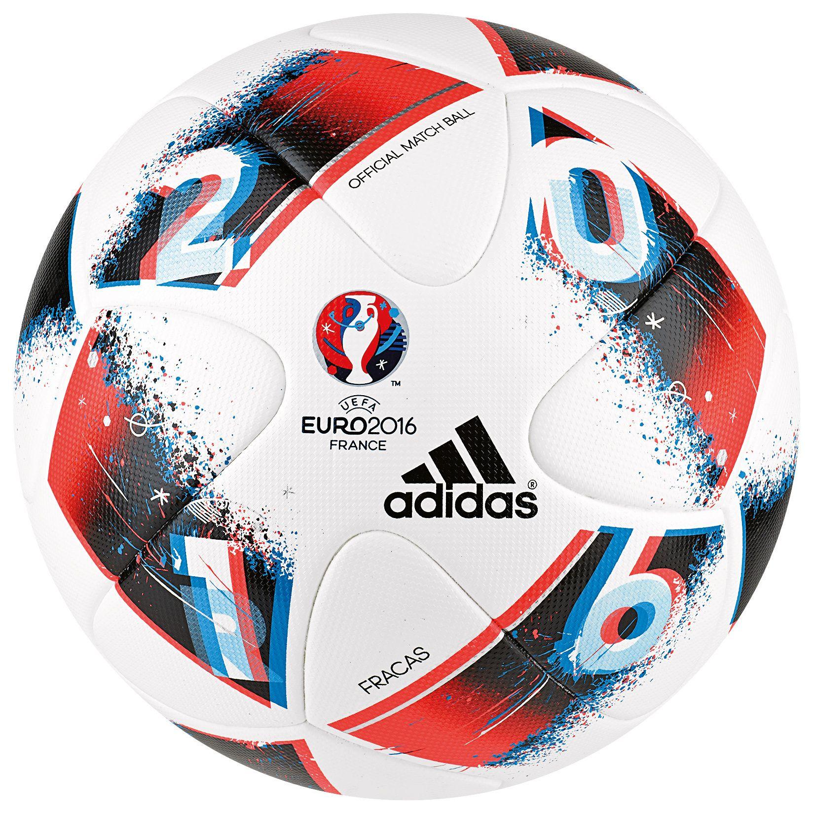 ADIDAS PERFORMANCE adidas Performance Euro 2016 Fracas Offizieller Matchball
