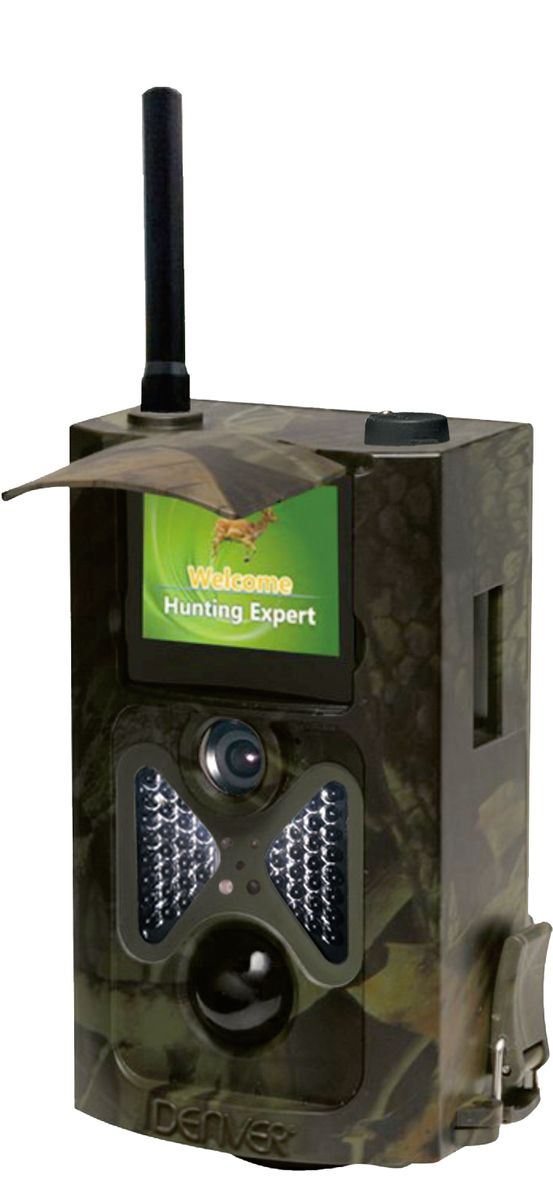 DENVER Denver IP-Kamera »Wildkamera - WCM-3004 (GSM - Überwachungskamera)«