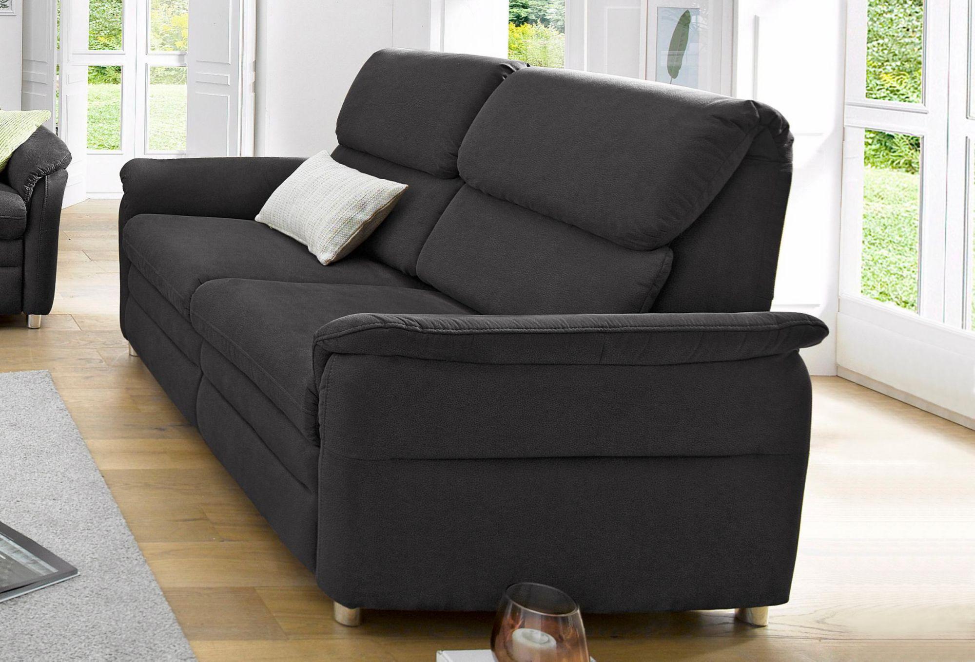 RAUMID RAUM.ID 3-Sitzer, wahlweise mit Relaxfunktion und Rückenverstellung