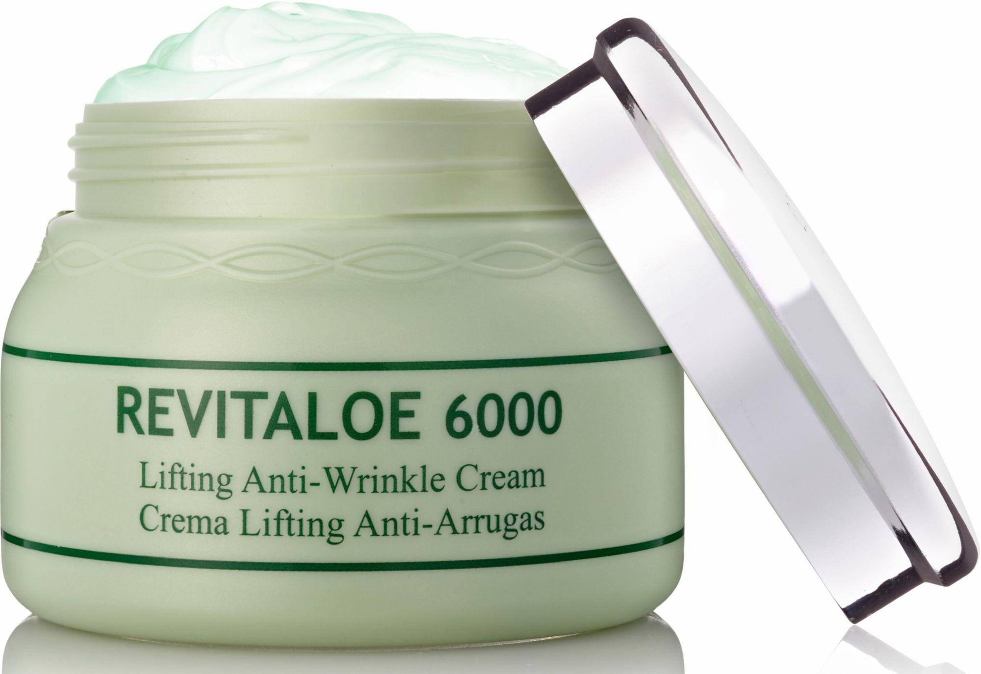 CANARIAS COSMETICS Canarias Cosmetics, »Revitaloe 6000«, Straffende Anti-Falten Creme