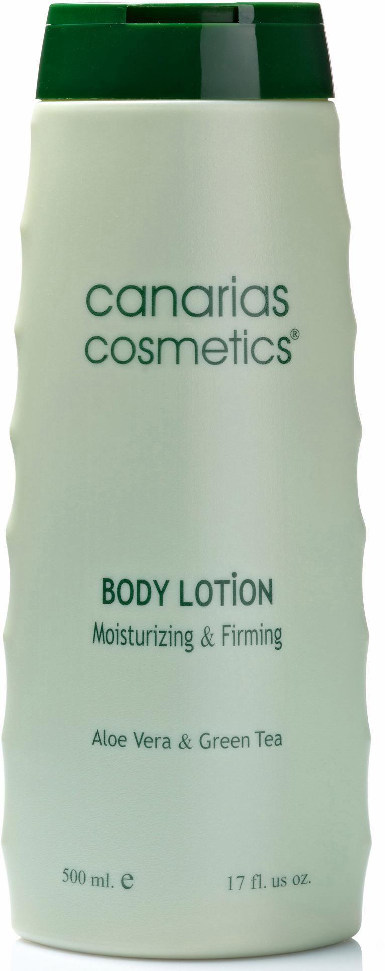 CANARIAS COSMETICS Canarias Cosmetics, »Dermo Aloe«, Feuchtigkeitsspendende und straffende Bodylotion