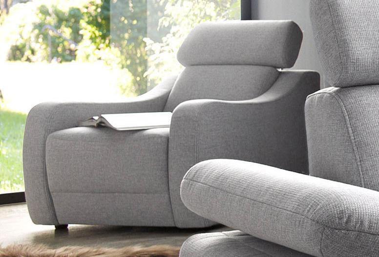 GALA COLLEZIONE Gala Collezione Sessel, inklusive Rückenverstellung