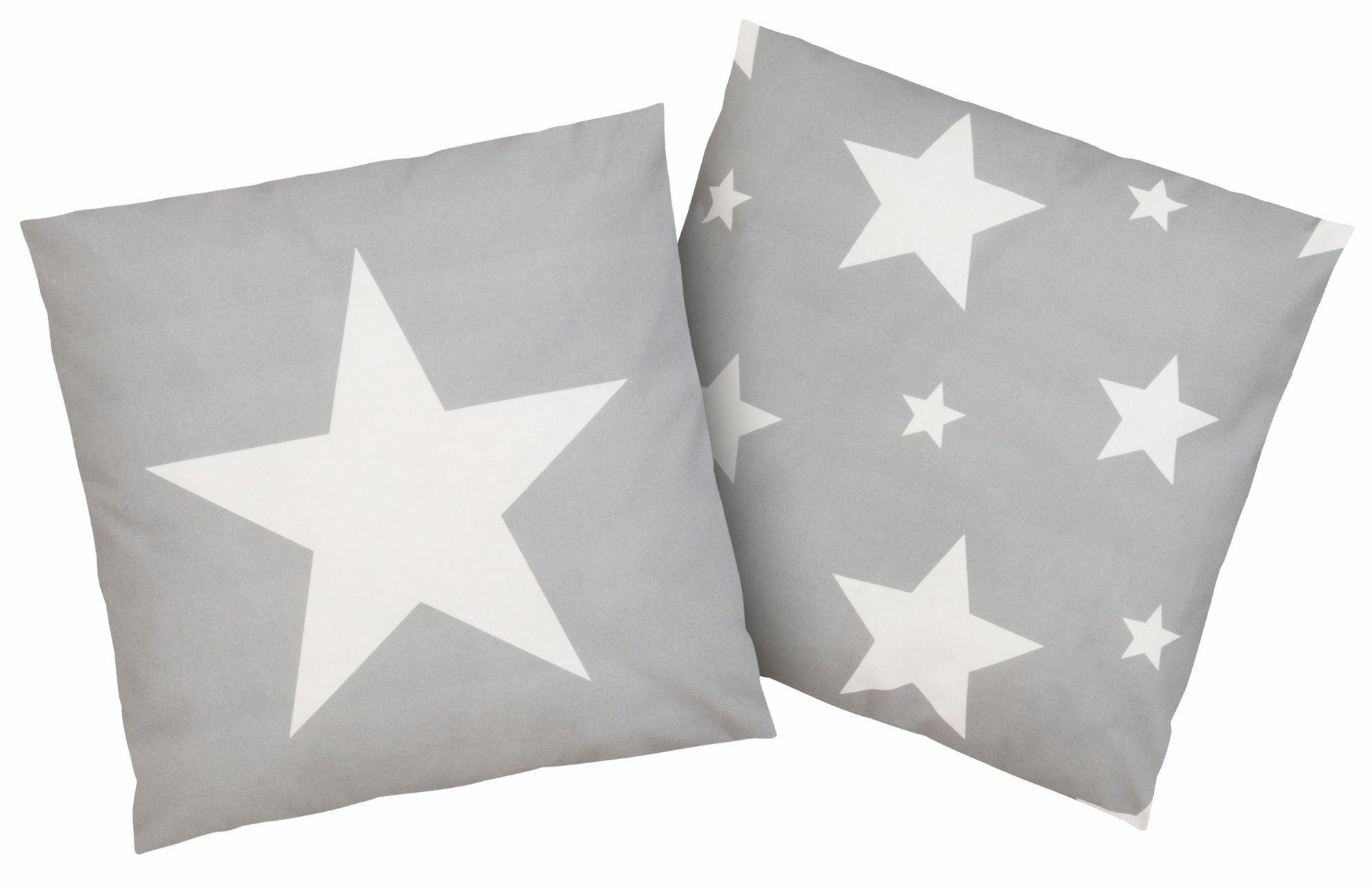 CASATEX Kissenbezug, Casatex, »Sterne«, mit Sternendruck
