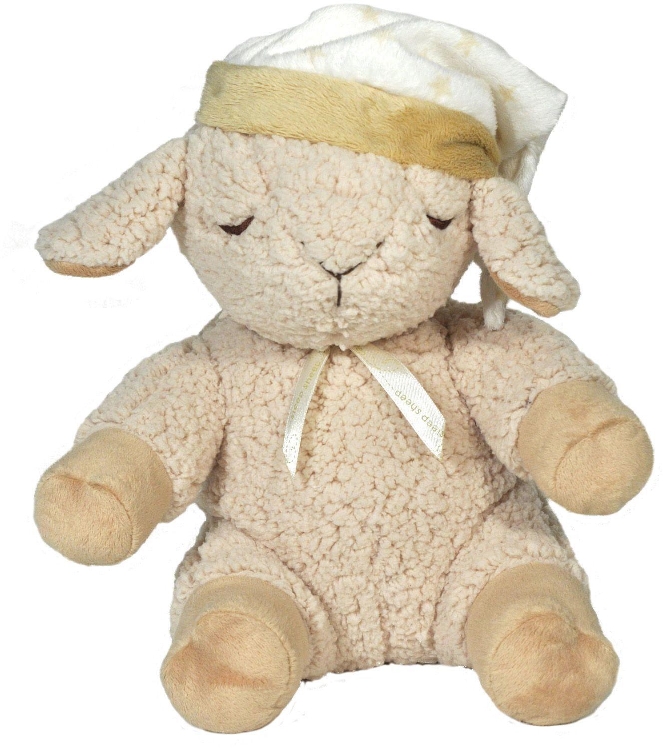 CLOUDB Cloudb, Plüschtier mit Sound Schaf, »Sleep Sheep®«