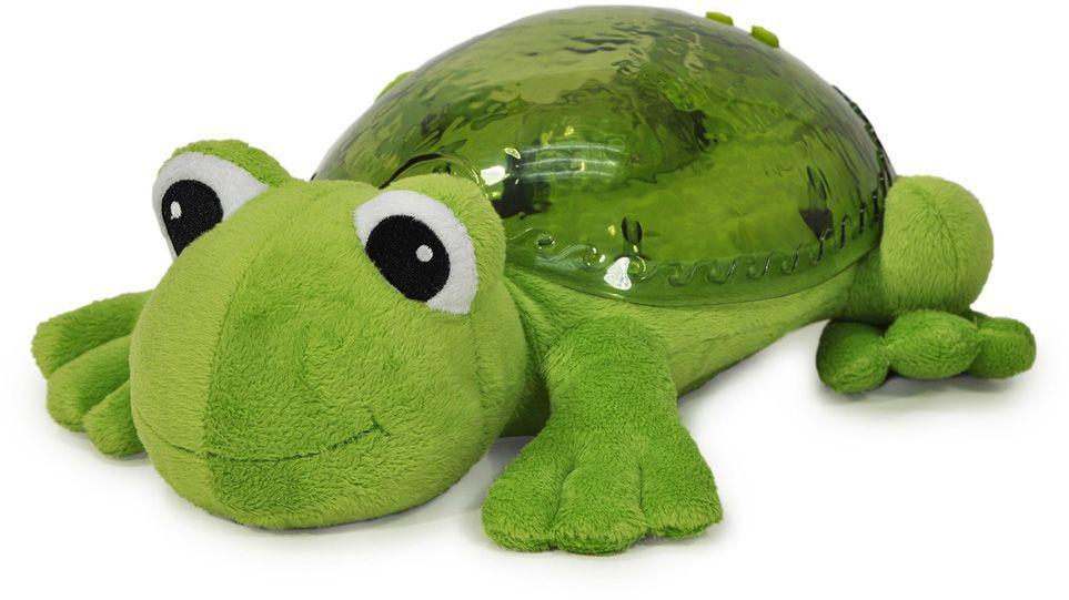 CLOUDB Cloudb Plüschtier mit Nachtlichtfunktion Frosch, »Tranquil Frog«