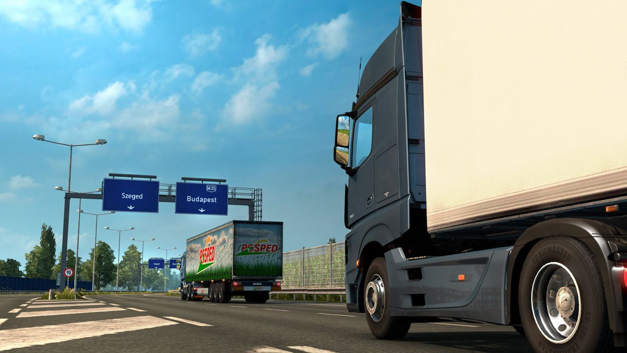 ASTRAGON astragon PC - Spiel »Euro Truck Simulator 2: Legendary-Edition«